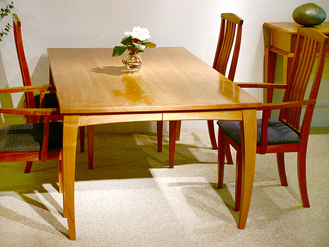 Cameron Dining Table and Seneca chairs