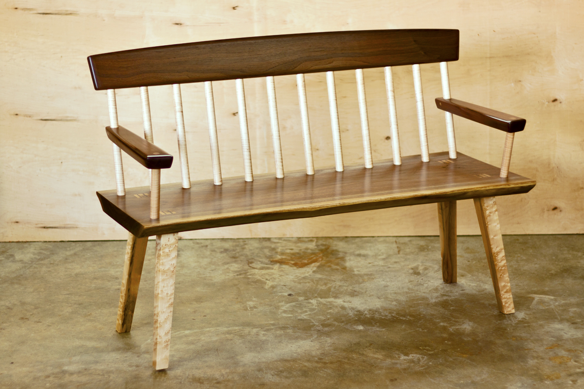 Spindle Bench Excellent Amish Benches Amish Furniture With Benches Uk Room Ornament With